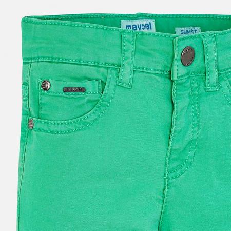 Pantaloni lungi verzi Mayoral 5092