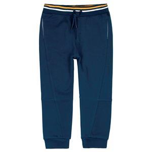 Pantaloni trening baiat 8-16 ani, navy, Boboli0
