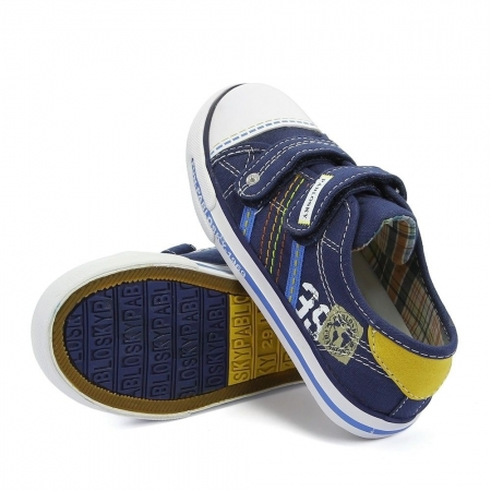 Pantofi sport baieti Pabloski, navy1