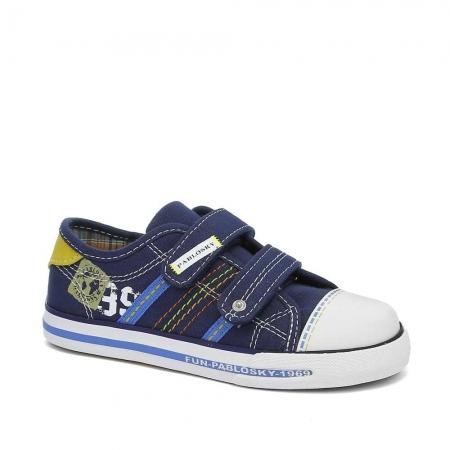 Pantofi sport baieti Pabloski, navy0