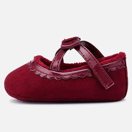Pantofiori bebe grena, Mayoral1