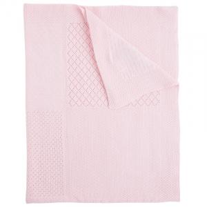 Paturica tricot bebe fetita roz, Mayoral1