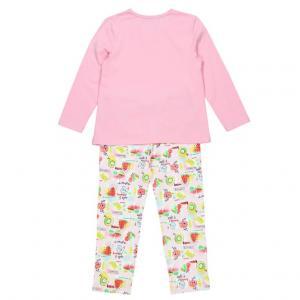 Pijama fete cu fructe Boboli1