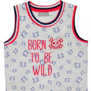 Pijama vara baieti Boboli2