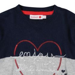 Pulover tricotat fete Boboli2