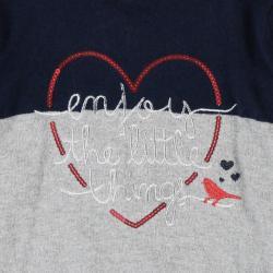 Pulover tricotat fete Boboli3