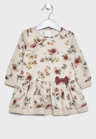 Rochie imprimeu floral Babybol0