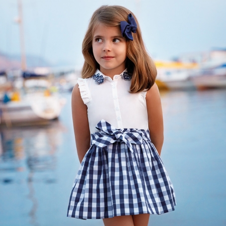 Rochie Mayoral fetite 2-9 ani1