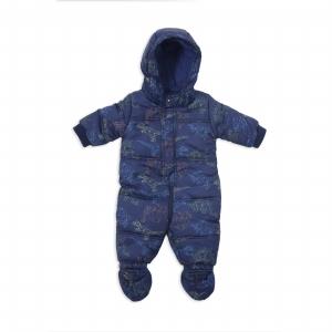 Salopeta iarna baieti Babybol bleumarin0