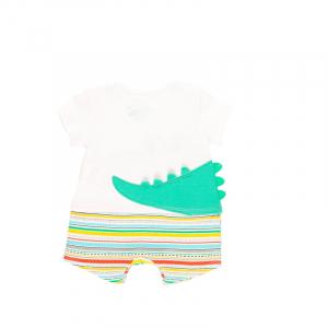 Salopeta vara bebe baiat, multicolor, Boboli1