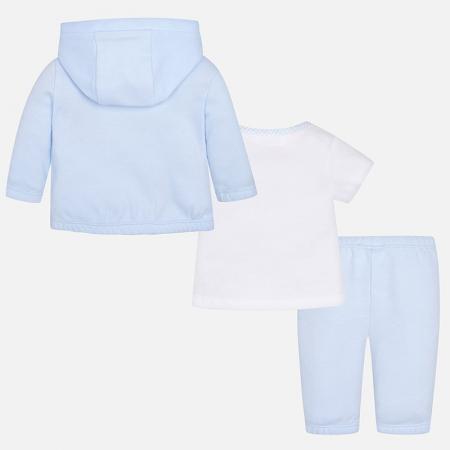 Trening bebe baiat, 3 piese, blue , Mayoral1