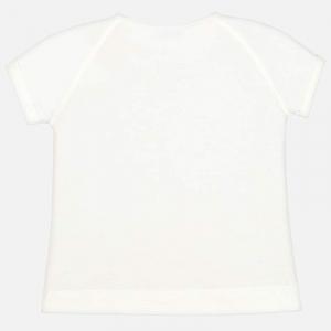 Tricou fete Mayoral, maneca scurta, print tenisi2
