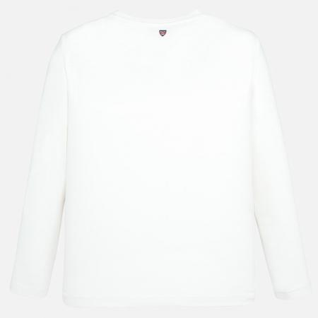 Tricou maneca lunga baiat 8-16 ani , alb, Mayoral [1]