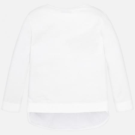 Tricou maneca lunga combinata tifon fetita, Mayoral2