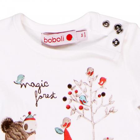 Tricou maneca lunga fete , magic forest, Boboli3