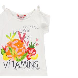 Tricou maneca scurta Vitamins, Boboli2
