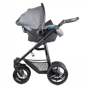 Carucior 3 in 1 Venicci Editie Speciala Shadow Grey3