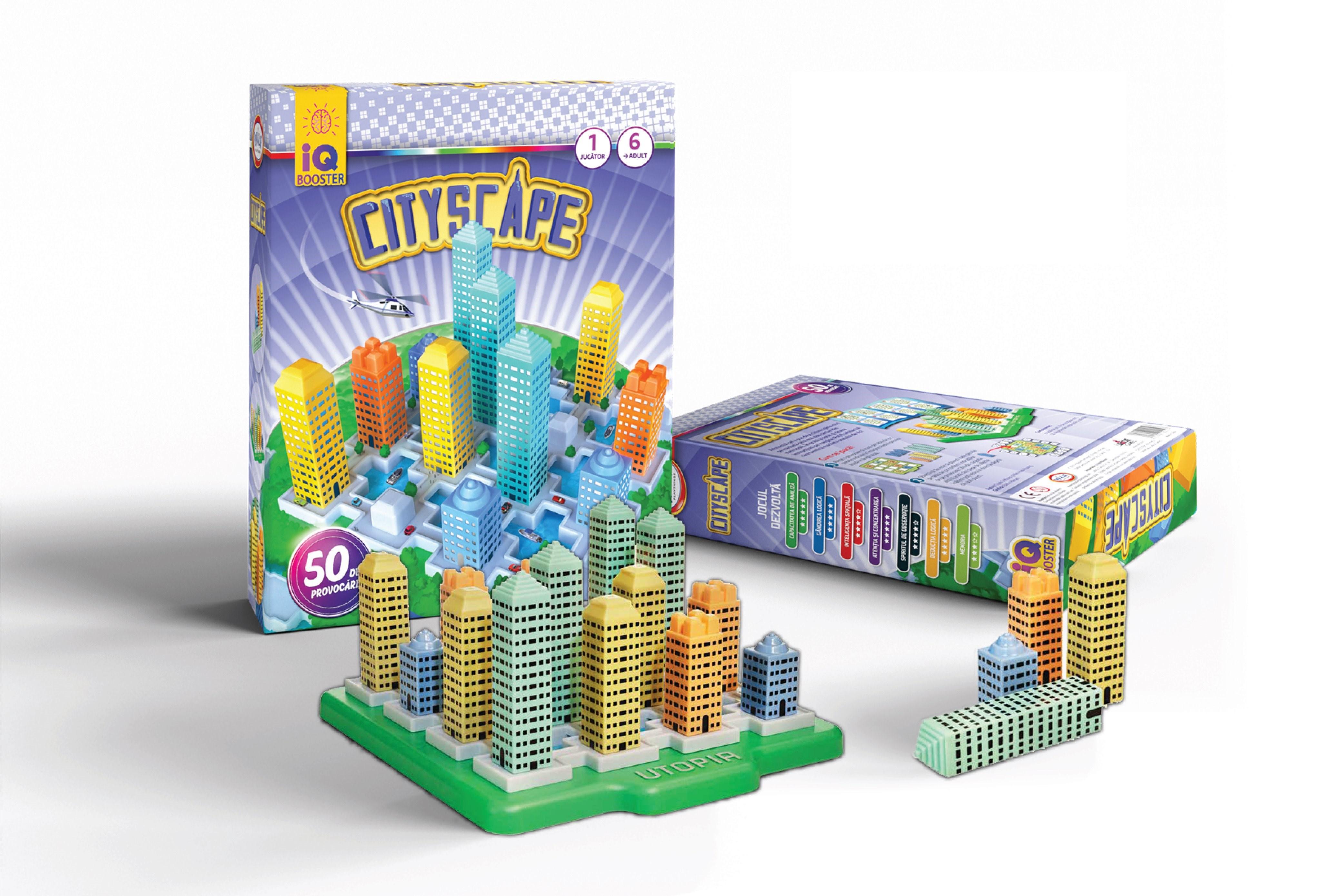 IQ Booster - Cityscape 0