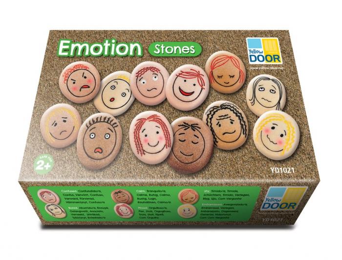 Pietre educative - Emotii 5