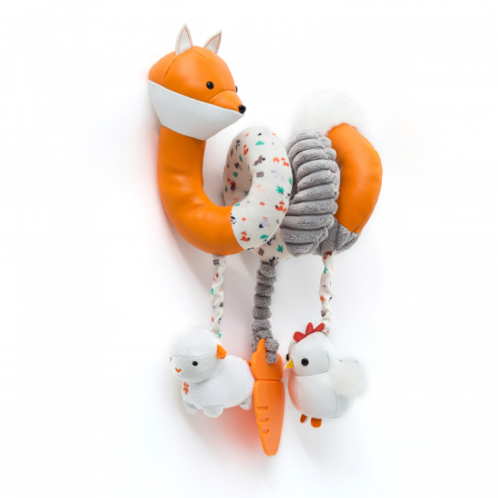 Spirala activitati bebe - Ferma 3