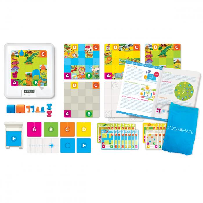 Code A Maze - joc educativ de programare 1