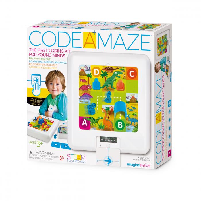 Code A Maze - joc educativ de programare 0