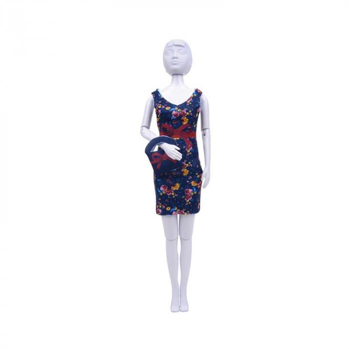 Atelierul de creatie vestimentara floral Couture, Dress Your Doll 9