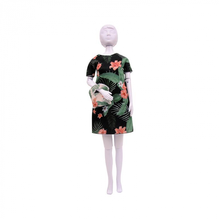 Atelierul de creatie vestimentara floral Couture, Dress Your Doll 8
