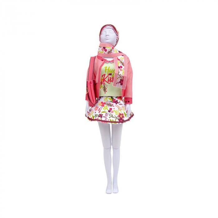 Atelierul de creatie vestimentara floral Couture, Dress Your Doll 10