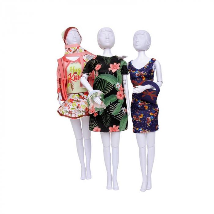 Atelierul de creatie vestimentara floral Couture, Dress Your Doll 7