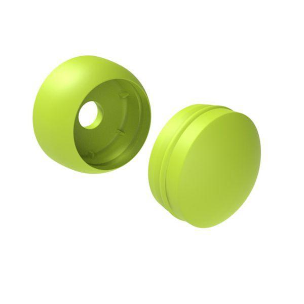 Capac de plastic 8/10 mm - verde deschis KBT 1