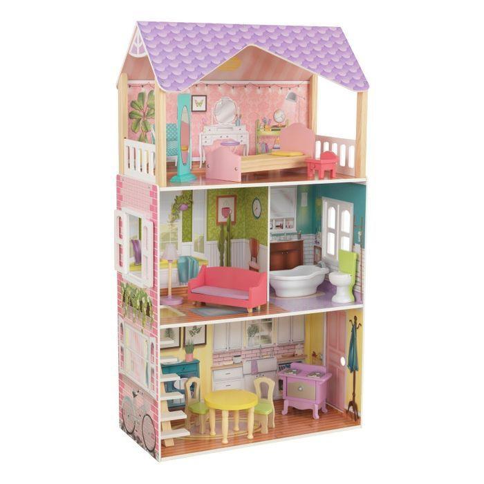 Casa De Papusi Poppy Kidcraft 65959 1