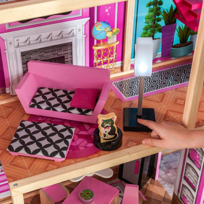 Casuta de joaca Shimmer Mansion 13