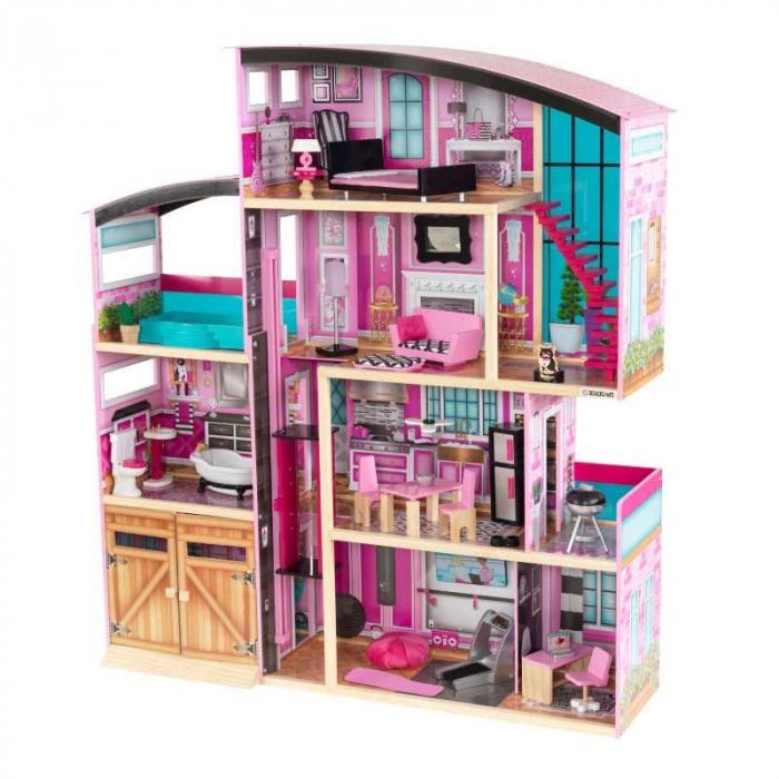 Casuta de joaca Shimmer Mansion 9