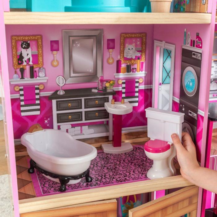 Casuta de joaca Shimmer Mansion 16