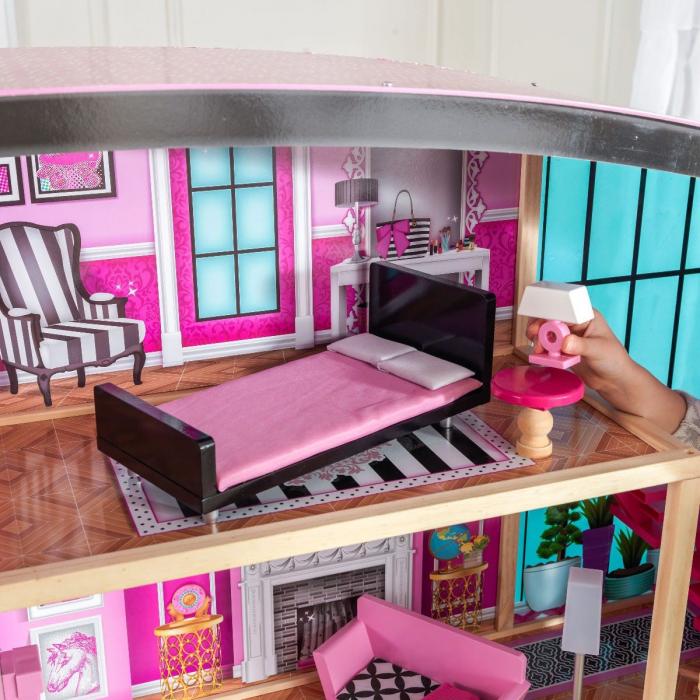 Casuta de joaca Shimmer Mansion 12