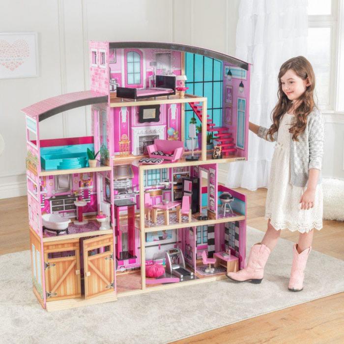 Casuta de joaca Shimmer Mansion 11