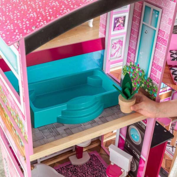 Casuta de joaca Shimmer Mansion 4