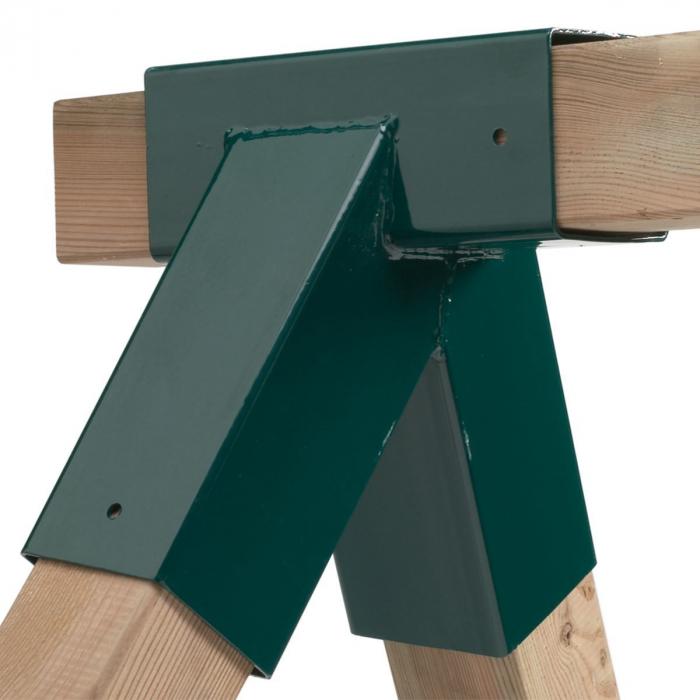 Coltar SmartLine 90/90  verde KBT 4