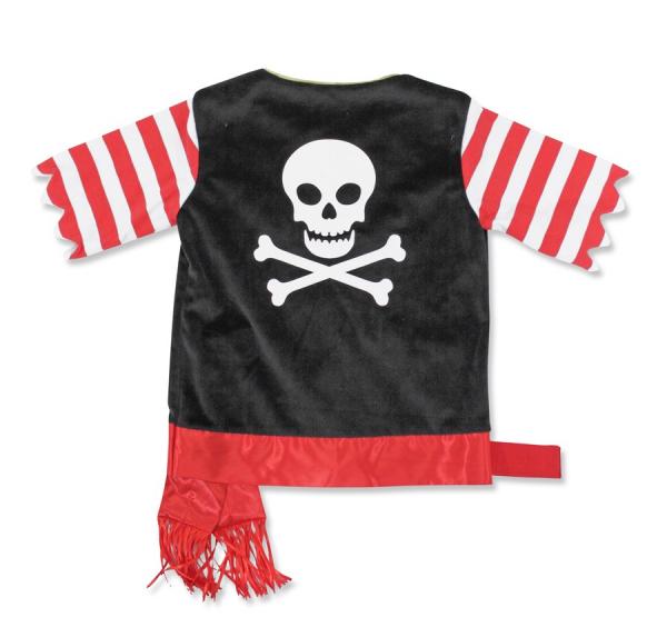 Costum carnaval copii Pirat Melissa and Doug 0