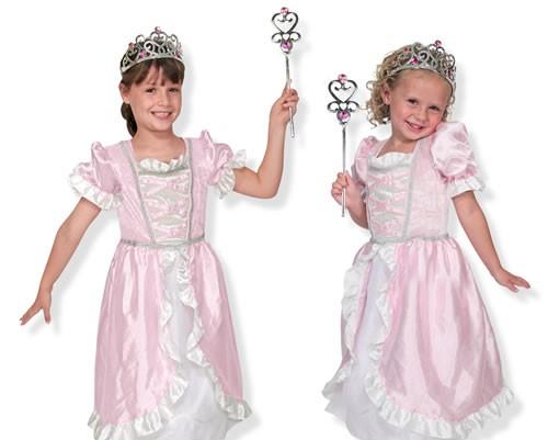 Costum de carnaval jocuri de rol Printesa Melissa and Doug 1
