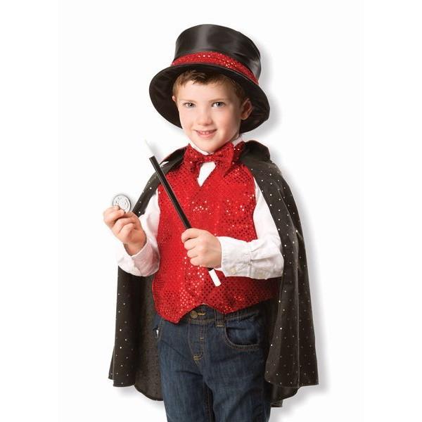 Costum de carnaval Magician 1