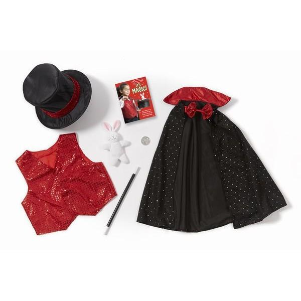 Costum de carnaval Magician 6