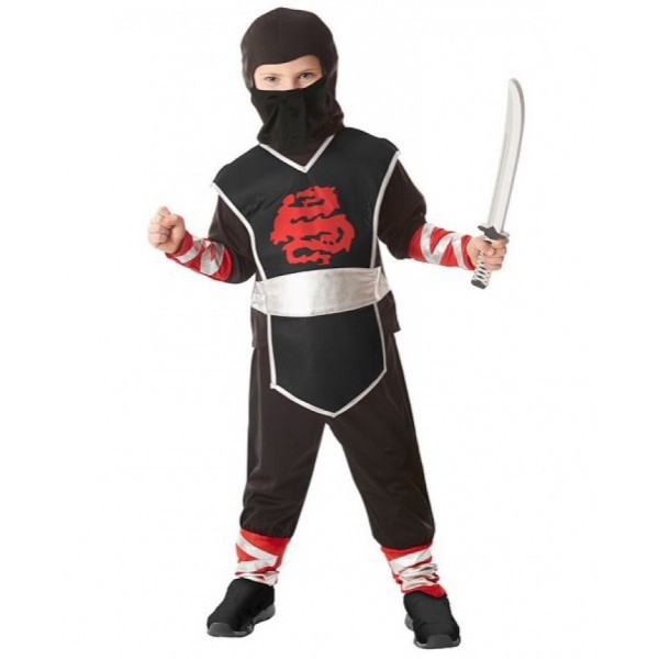 Costum de carnaval Ninja Super Melissa and Doug 2