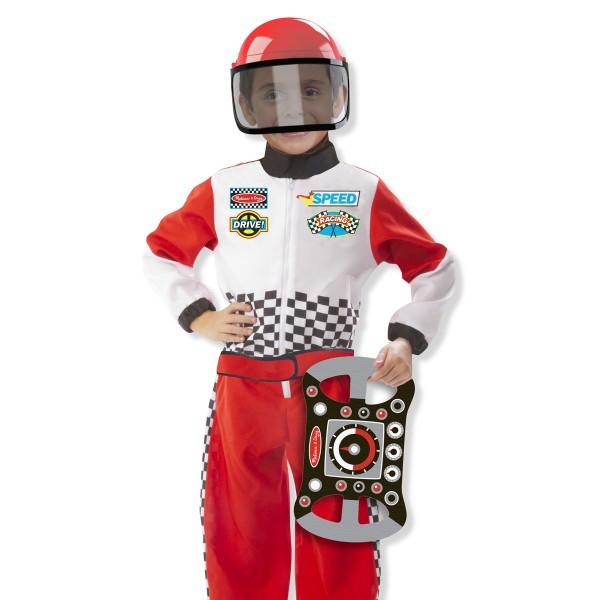 Costum de carnaval Pilot de curse Melissa and Doug 2