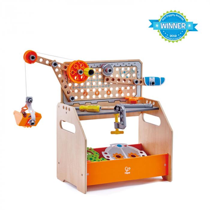 Banc de lucru stiintific Discovery - Junior Inventor 0