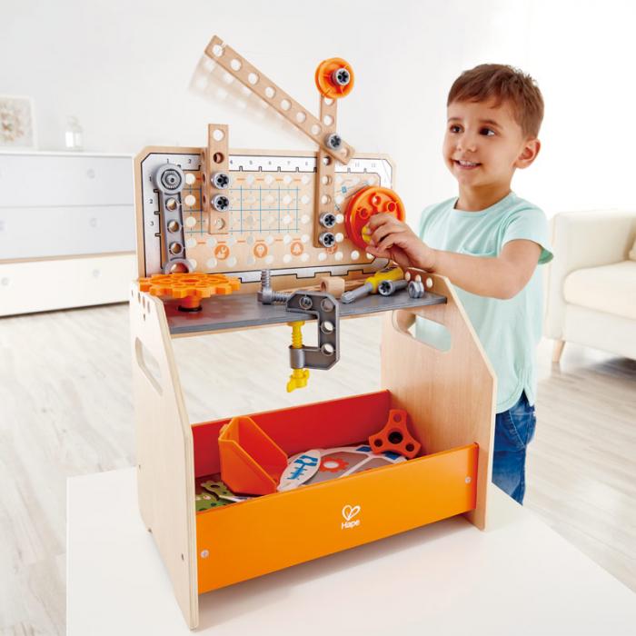 Banc de lucru stiintific Discovery - Junior Inventor 1