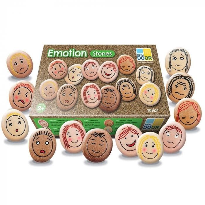 Pietre educative - Emotii 3