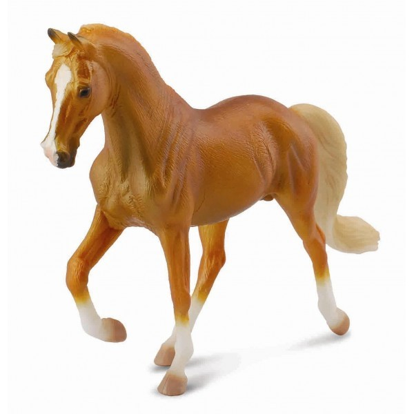 Figurina Armasar Tennessee Palomino auriu XL Collecta 3