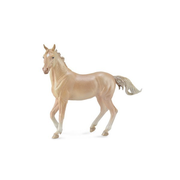 Figurina Cal Akhal-Teke Perlino XL Collecta 2